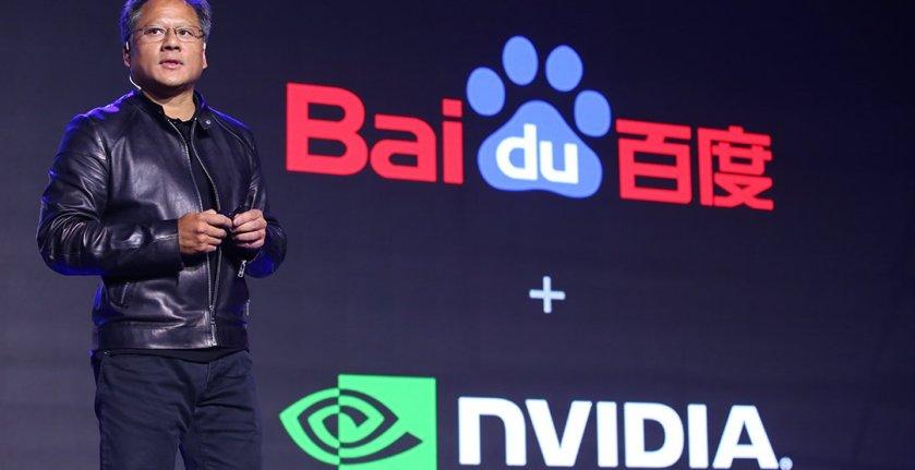 Google watchout  NVIDIA & Baidu team up for AutonomousCar #AI platform    #fintech @slashgear