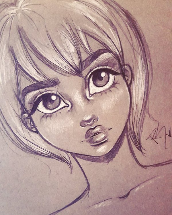 """Christina Lorre Twitter """" Draw Face Tutorial Hope Find Helpful Https"""