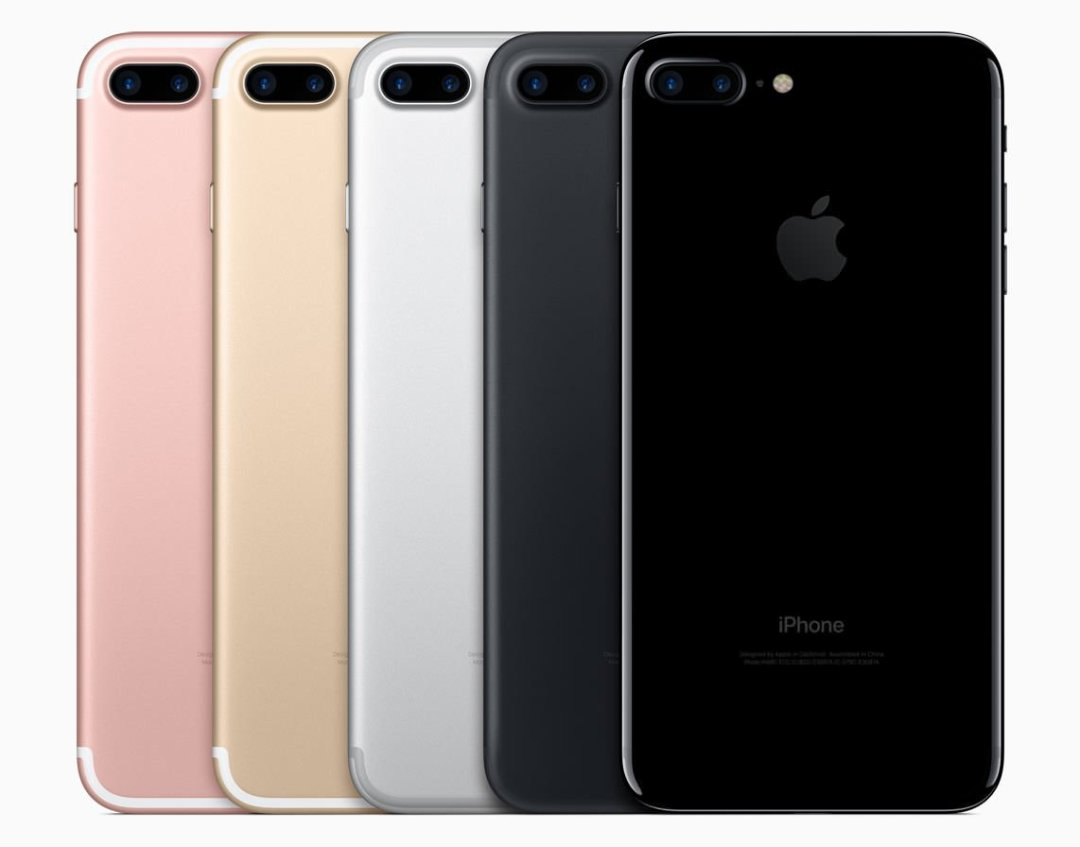 Apple iPhone 7 & iPhone 7 Plus Unveiled 4