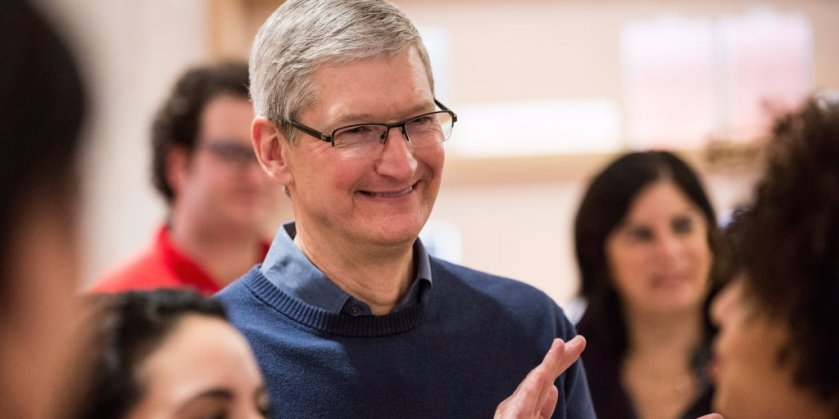 Apple purchased a small company that specializes in advanced artificial intelligence