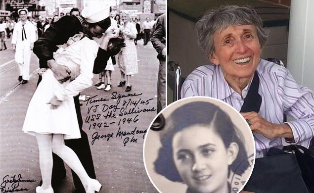 Just In Greta Zimmer Friedman Nurse In Iconic Times