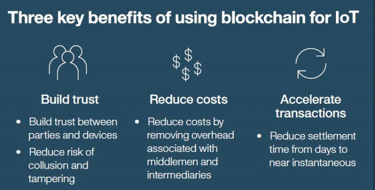 #Blockchain means big changes for #IoT: Are you ready?  #fintech