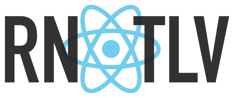 Tomorrow@19:00: ReactNative meetup (@rn_tlv) w/ @AaronjGreenwald & @AmitYoav. Wix Roof TLV ~