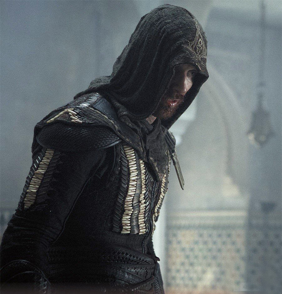 New Assassin's Creed Photos Featuring Michael Fassbender Revealed 7