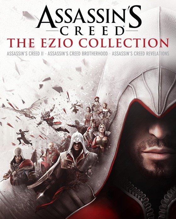 Assassin's Creed: The Ezio Collection Launch Trailer 5