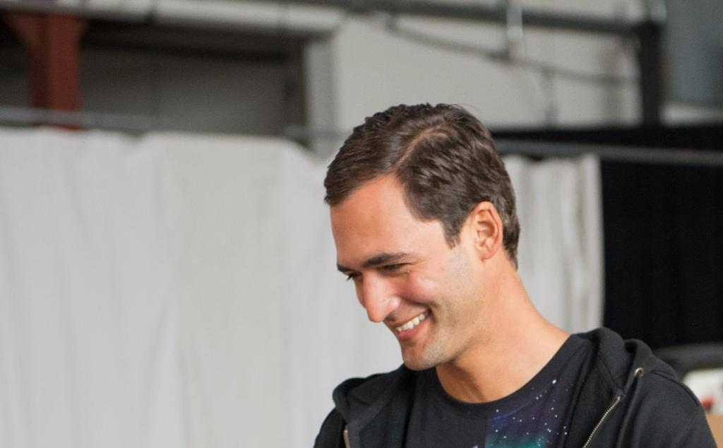 """The best ideas are the ones we haven't thought of yet."" @JasonSilva on the future of #IoT:"