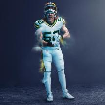 7ad1878c Green Bay Packers 2016 Uniforms - Year of Clean Water