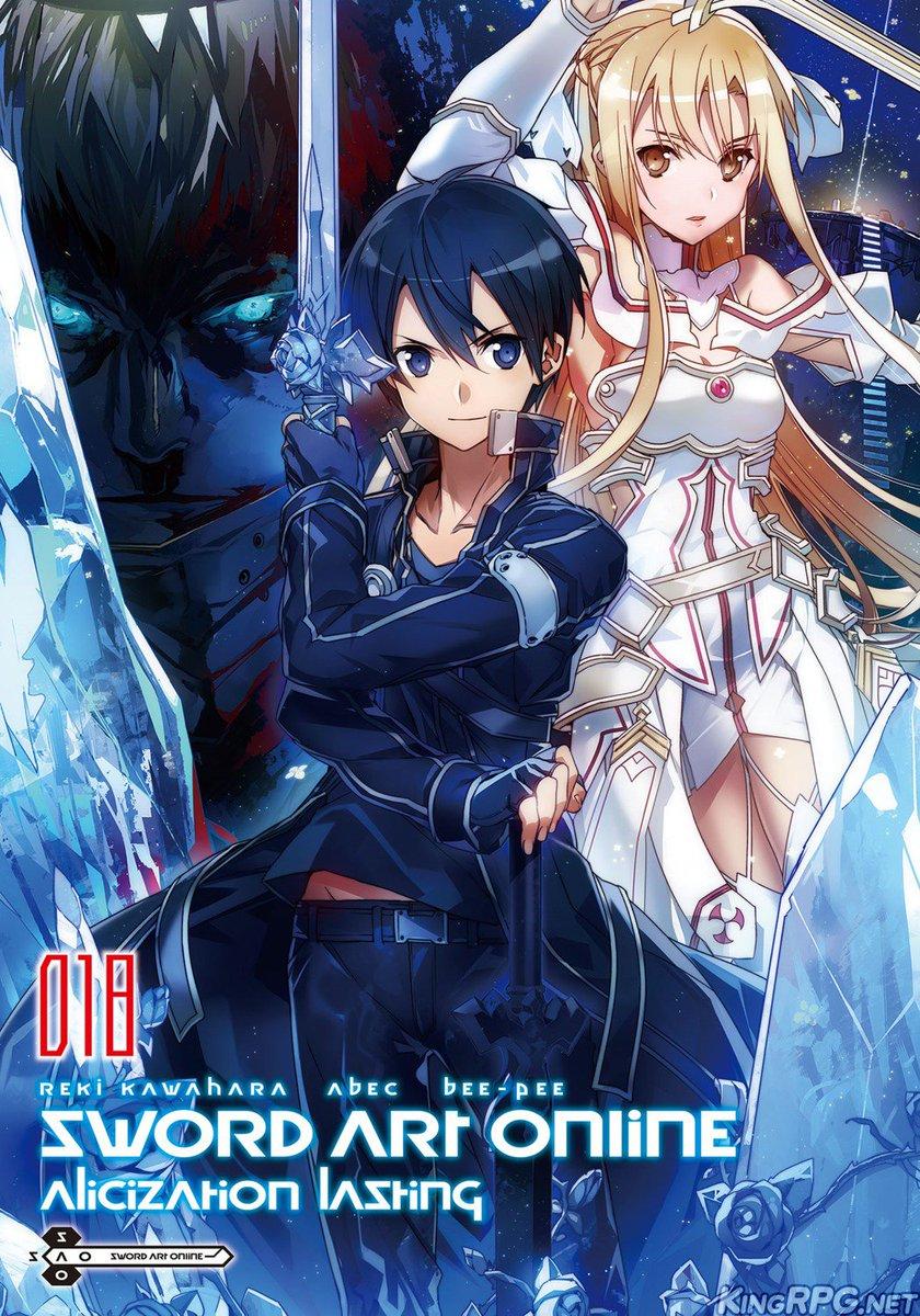Sword Art Online Alicization 16 : sword, online, alicization, KINGRPG, Support, Twitter:,