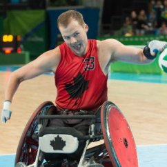Wheelchair Olympics Boat Deck Chairs Cbc On Twitter Canada To Fight For Rugby Olympicsverified Account