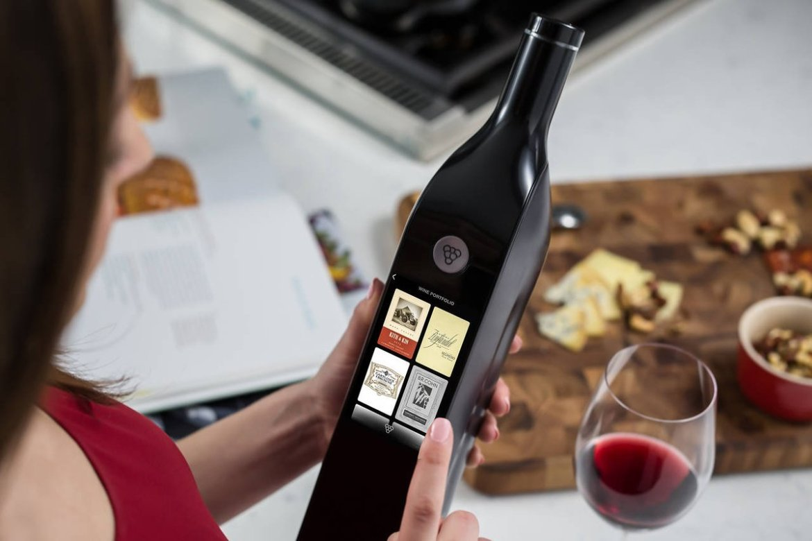 Trend Spotting: Smart Bottles of Wine, Smart Toys for Kids  #IoT