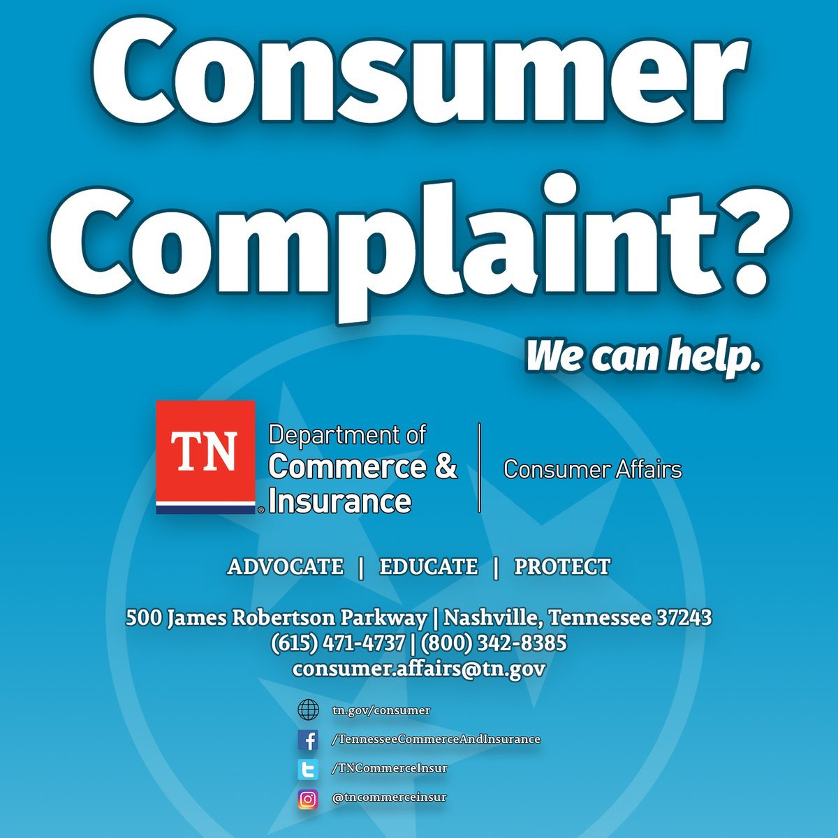 "Commerce & Insurance On Twitter: ""we Remind Folks Of Our Price Gouging Complaint  Form & The Process Of Evaluating Complaints: Https://t.co/ni0E8Ijfec… """