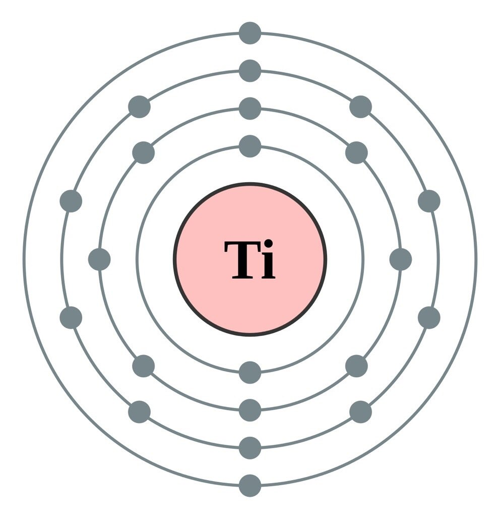 hight resolution of why does titanium have 2 valence electrons in the bohr model quora rh quora com outer valence electrons for nitrogen outer valence electrons sulfur