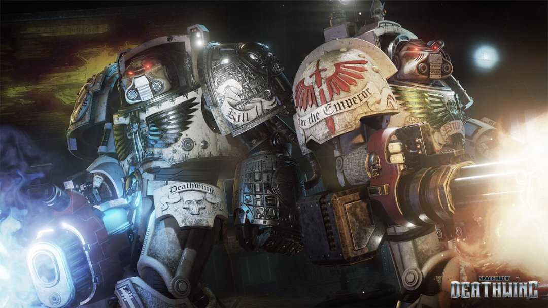 Space Hulk: Deathwing Arsenal Trailer 2