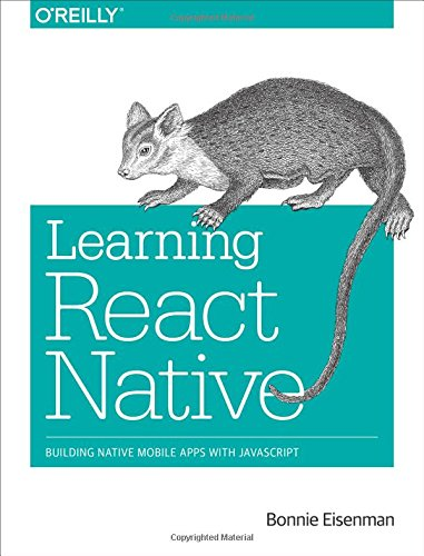 #BestAndroidBook Learning React Native: Building Native Mobile Apps with JavaScript #BuyNow