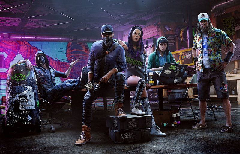 Watch Dogs 2 Story Trailer 1