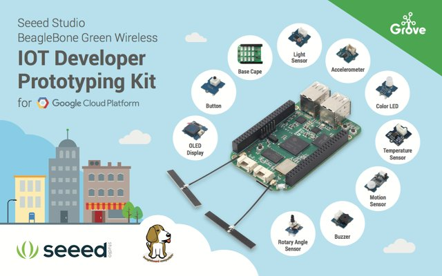 Prototyping kit gets your IoT app on Google Cloud Platform, fast | #IoT #Google #RT
