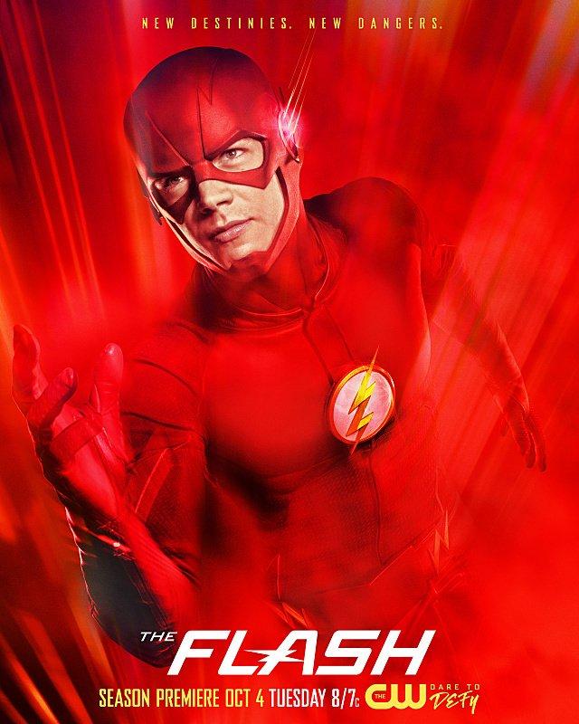 The Flash Season 3 Sub Indo
