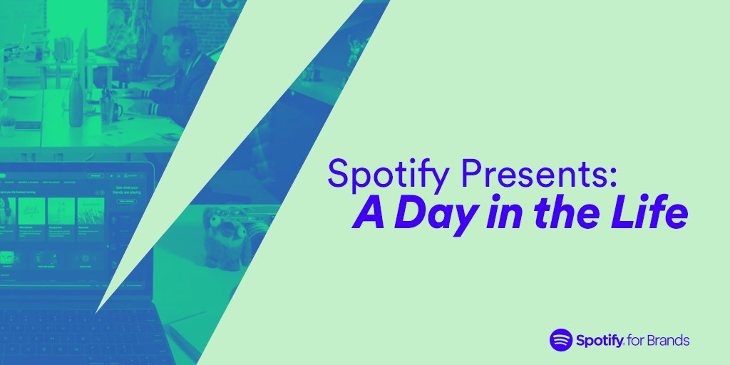 Spotify for Brands SpotifyBrands  Twitter