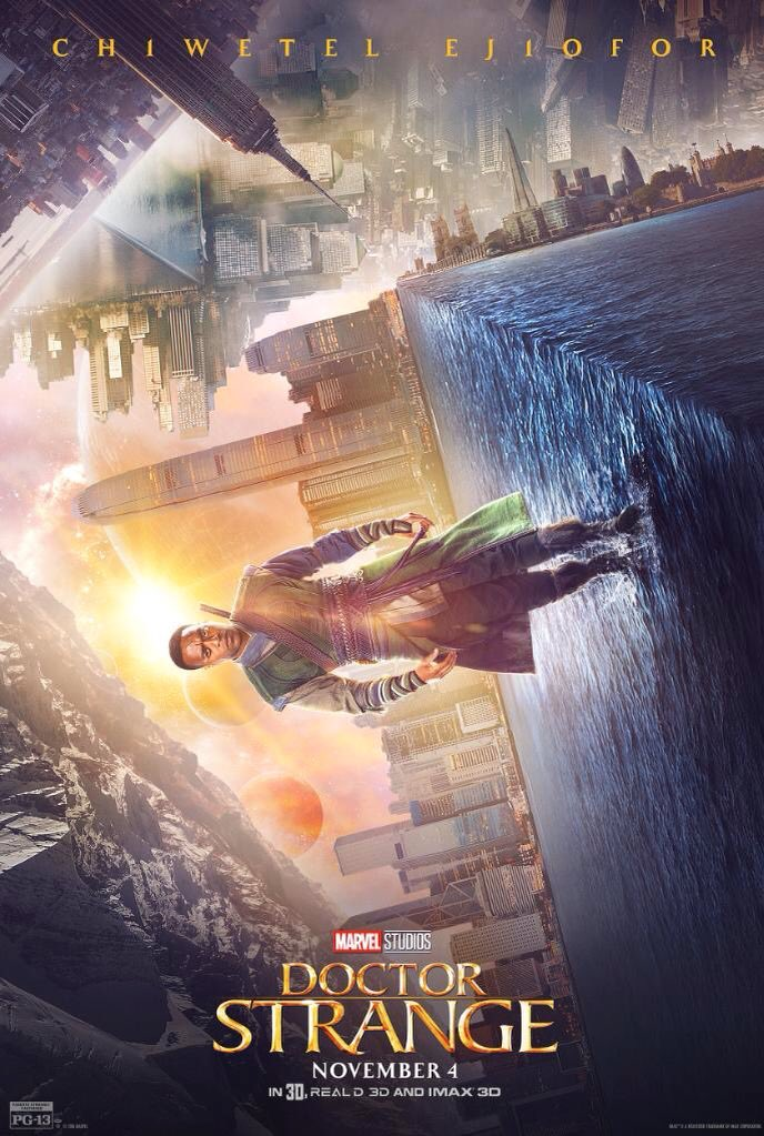 New Doctor Strange Character Posters Revealed 2