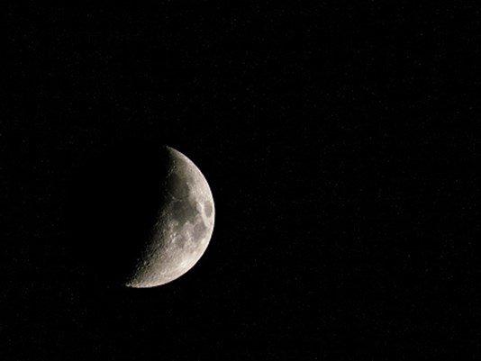 Rare black moon set to rise Friday.
