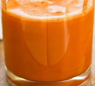 Carrot Apple Ginger Smoothie �