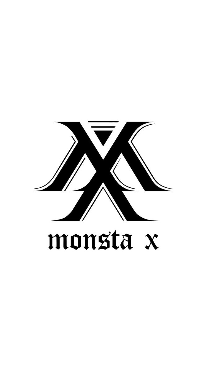 Monsta X Iphone Wallpaper Kpop Logos 2048