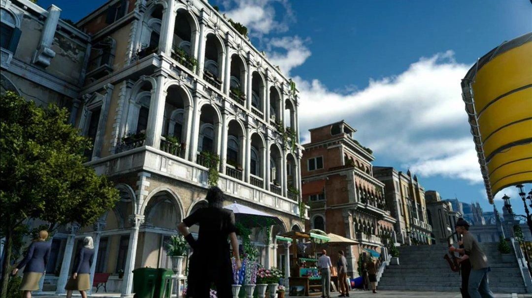 New Final Fantasy XV Screenshots Shows Improved Visual Quality 1