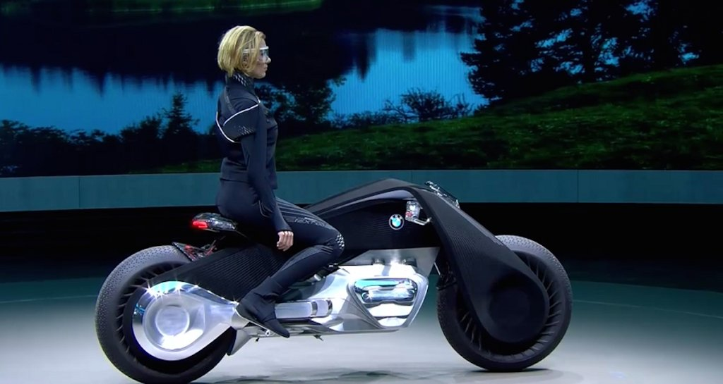 #BMW's latest motorcycle concept includes augmented reality glasses:
