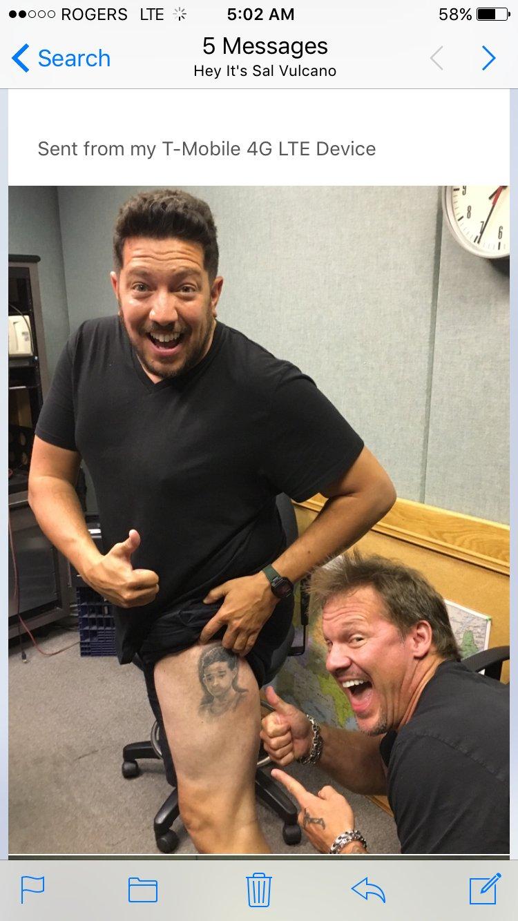 Impractical Jokers Jaden Smith Tattoo : impractical, jokers, jaden, smith, tattoo, Chris, Jericho, Twitter:,