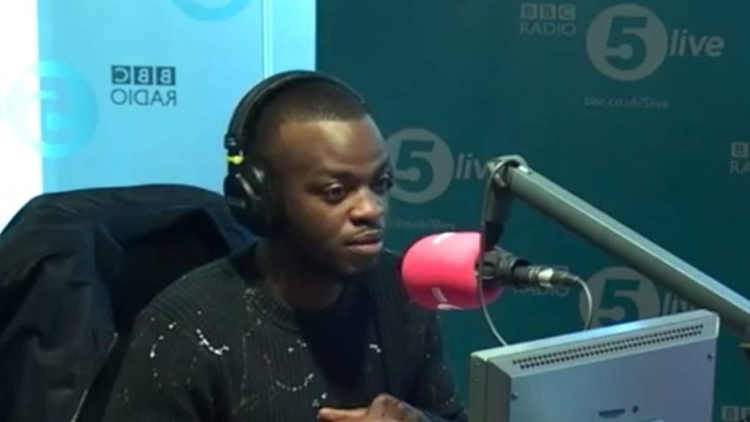 Poetic issues: @GeorgeThePoet says music can help raise awareness of mental health
