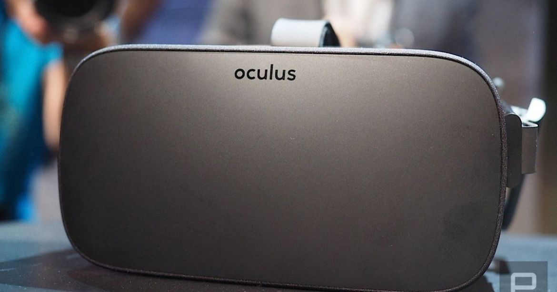 Oculus is building a VR web browser, codenamed 'Carmel'
