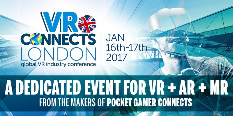 #VR Connects #London announced for 2017:
