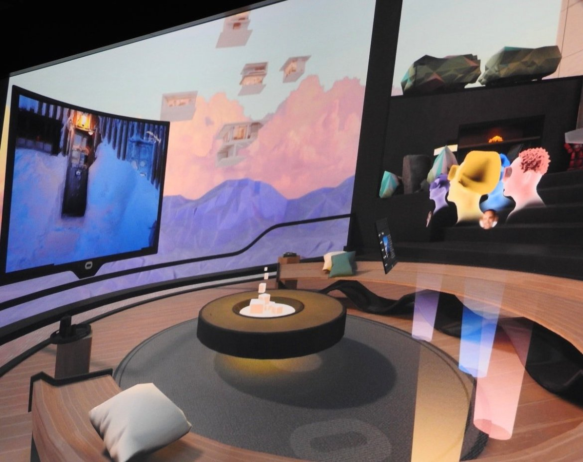 Oculus Is Trying to Solve the Loneliness of Virtual Reality  #vr