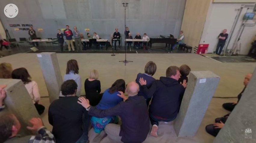 .@RoyalOperaHouse's Nabucco gets the #VR treatment thanks to @jauntvr: