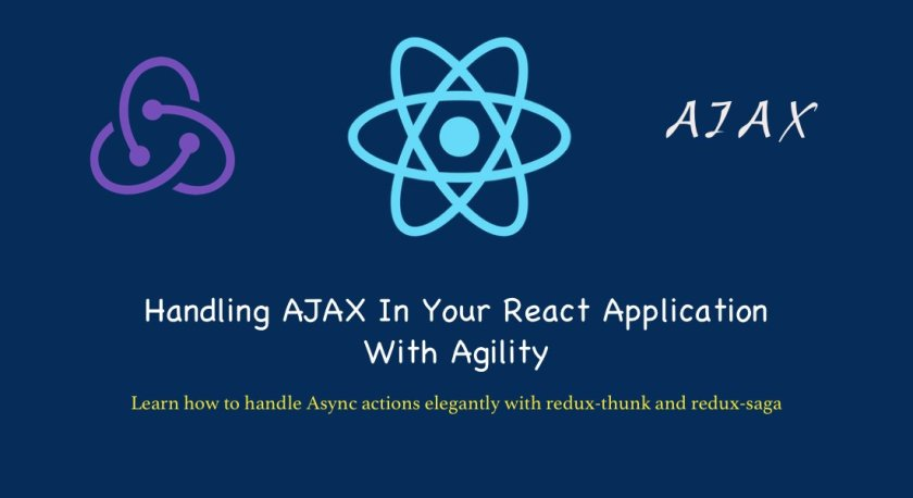 Handling #AJAX in your #React Application with #Agility  #reactjs #JavaScript #JStutorial
