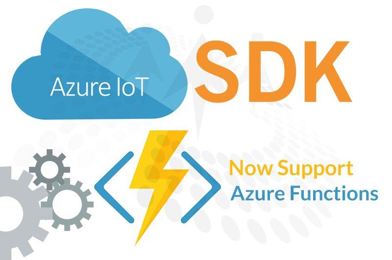 .@Microsoft #IoT #Gateway #SDK Now Supports #Azure Functions  cc @CsharpCorner @tahseenjamil