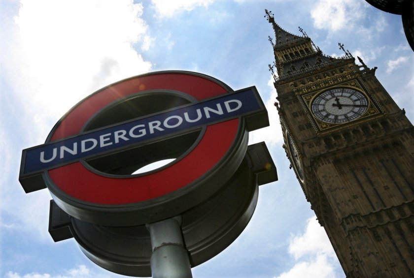 Artificial Intelligence takes a trip on the #London underground