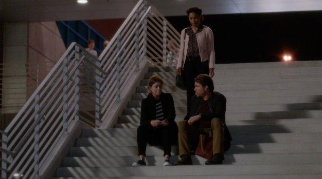 Resultado de imagem para Meredith/Riggs/Maggie