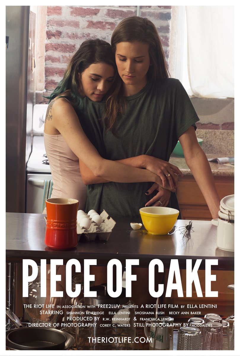 Piece Of Cake Full Movie : piece, movie, Shannon, Beveridge, Piece, Movie, GreenStarCandy