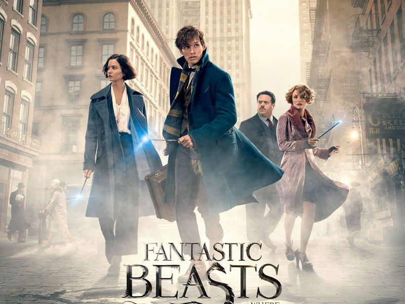 J.K. Rowling's Fantastic Beasts Is Now A Five-Film Franchise 1