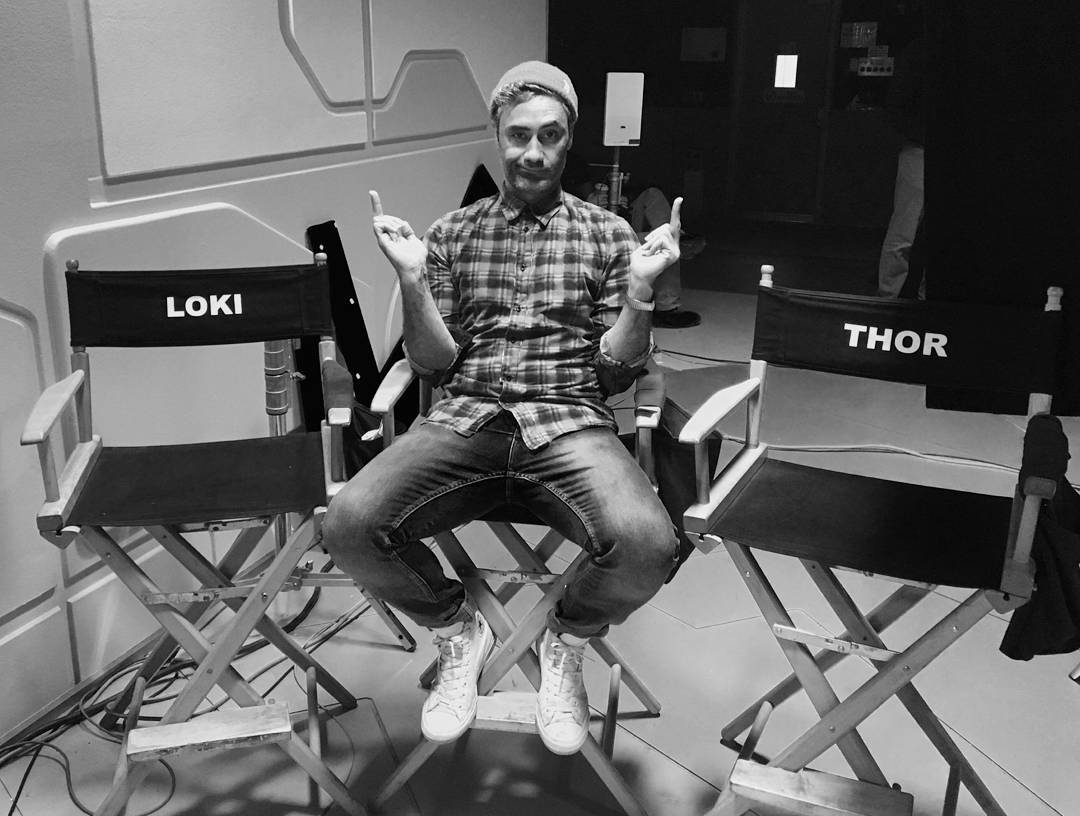 Thor: Ragnarok Principal Photography Wrapped 1