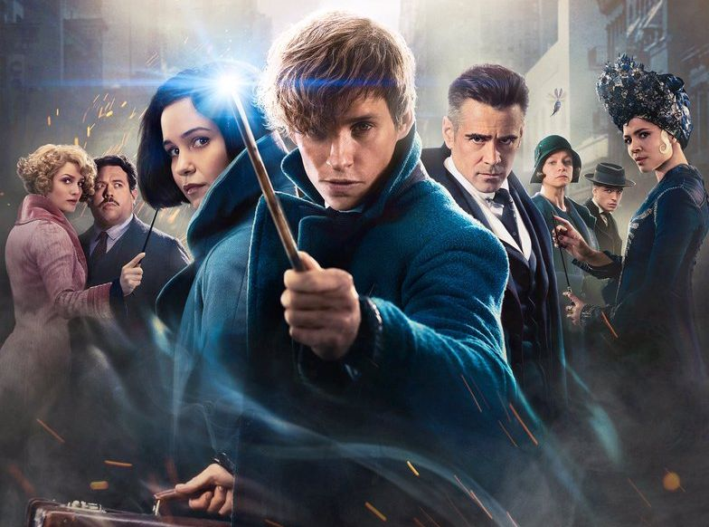 Fantastic Beasts and Where to Find Them IMAX Poster Revealed 1