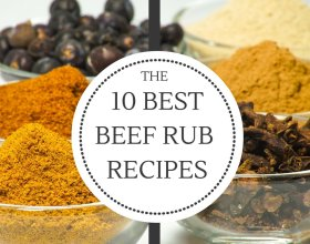Holy cowthese DIY rub recipes will take your beef game to the next level.