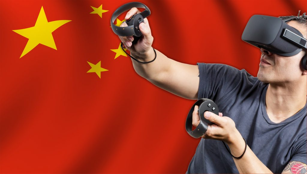 China: The Fastest Growing VR Market In The World #VR #VirtualReality