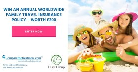 win travel insurance competition! Enter here !