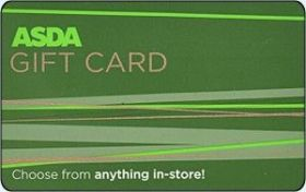 Competition win a 25 asda GIFT CARD -