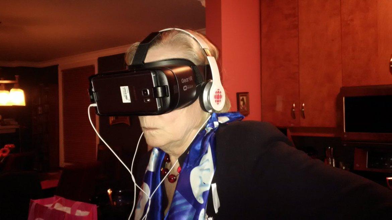 TY @TheCurrentCBC truly impt #virtualreality #MMIW Puts U  rt there  #cdnpoli #reconciliation