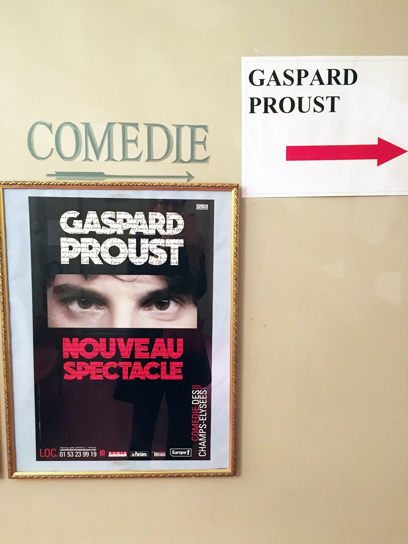 Gaspard Proust Nouveau Spectacle Dvd : gaspard, proust, nouveau, spectacle, Gaspard, Proust, Twitter:, Demande, Générale,, Avons, Ajouté, Dimanches, Comédie, Champs-Élysées, Https://t.co/V6YxjBzSz5, Https://t.co/qYalrKYr6s