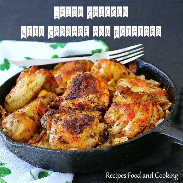 Irish Chicken - Comfort
