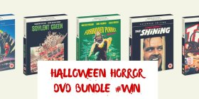 Halloween DVD Bundle Giveaway HMVExclusive IconicMoments Win Parentingjungle